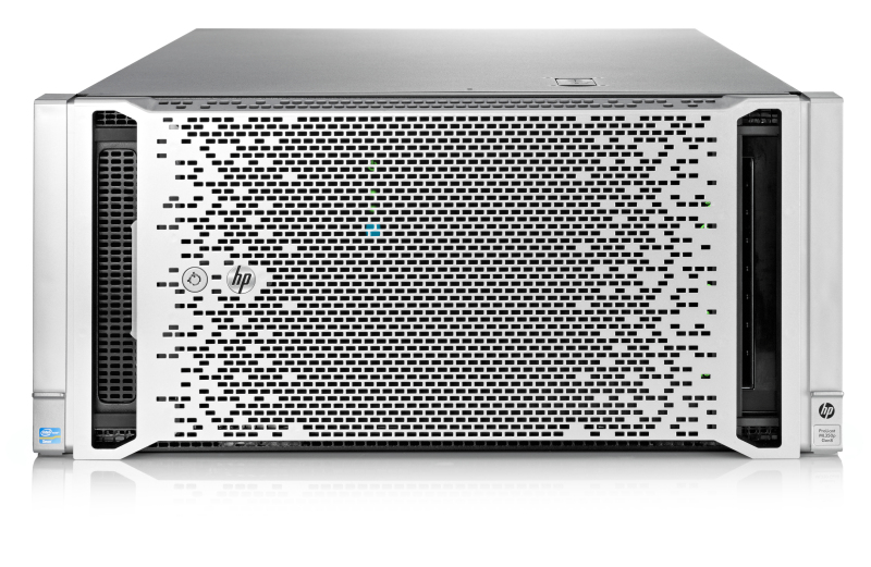 HP Proliant G8 SAN