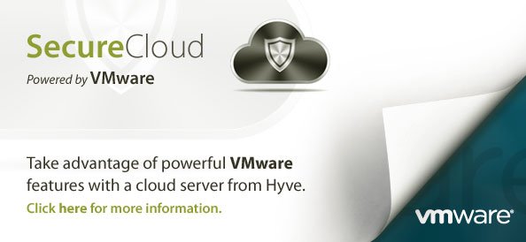 SecureCloud Powered by VMware Hosting