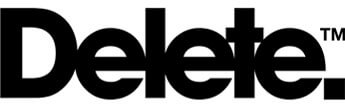Delete logo